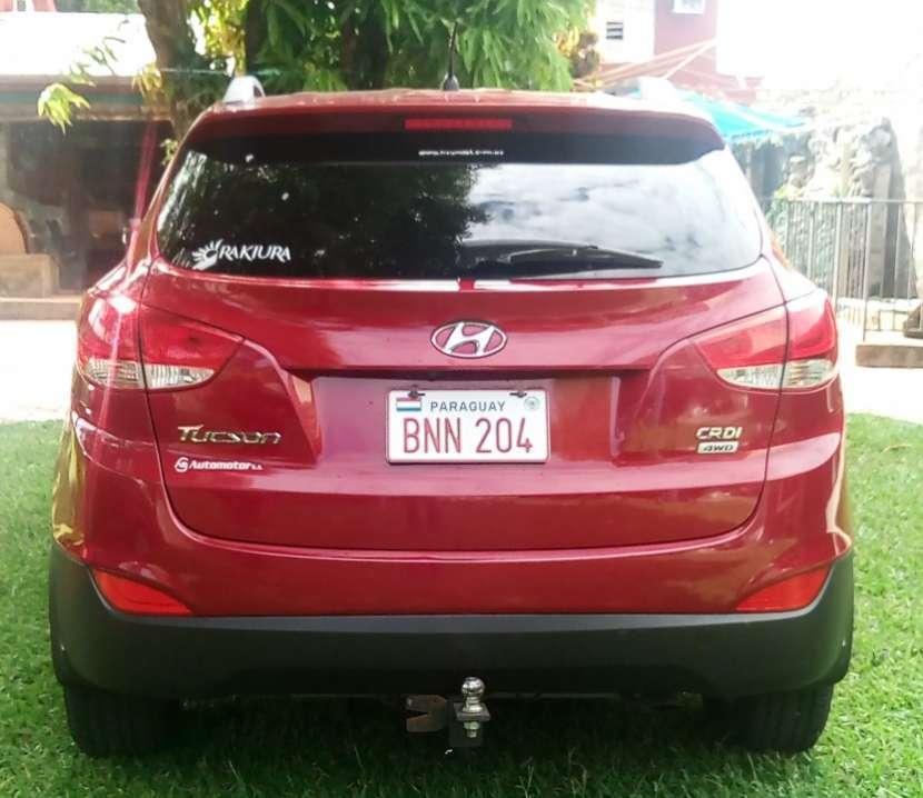 Hyundai Tucson 2014 4x4 2.0 crdi - 2