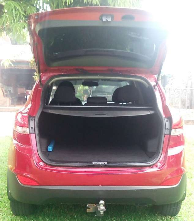 Hyundai Tucson 2014 4x4 2.0 crdi - 7