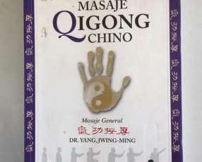 Libro de masaje qigong chino