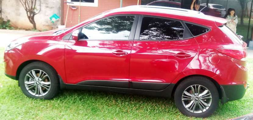 Hyundai Tucson 2014 4x4 2.0 crdi - 1