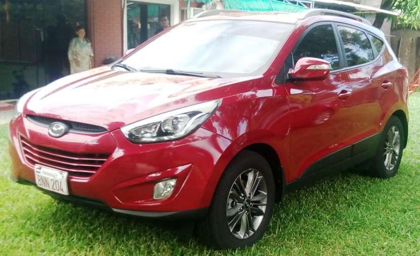 Hyundai Tucson 2014 4x4 2.0 crdi - 0