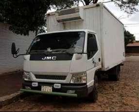 JMC con furgón térmico