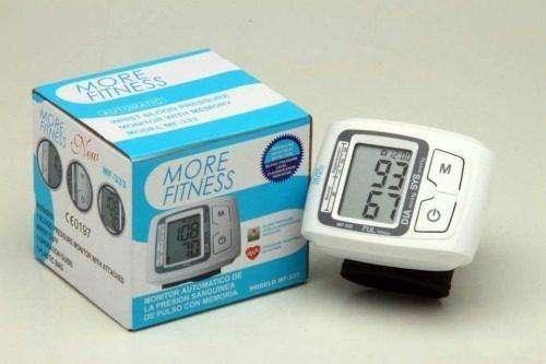 Toma presión digital more fitness - 1