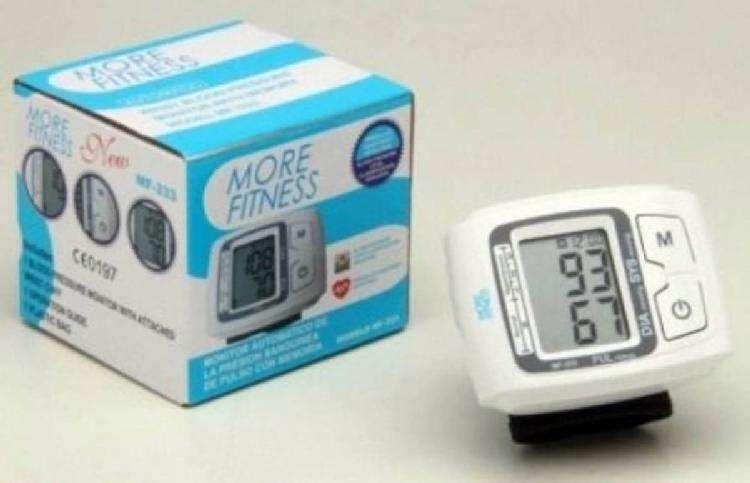 Toma presión digital more fitness - 2