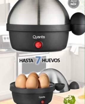 Máquina eléctrica para huevos al vapor