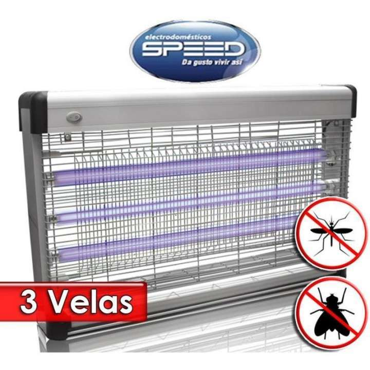 Mata moscas insectocutor Speed 30 watts