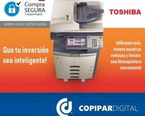 Fotocopiadoras Toshiba