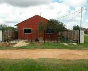 Casa en zona San Antonio Achucarro