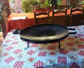 Chupinera de disco de arado