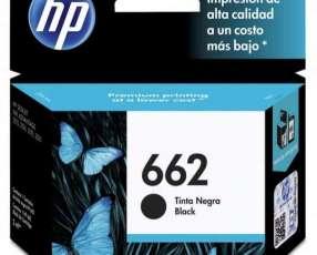 Cartuchos de Tinta HP 662 Negro