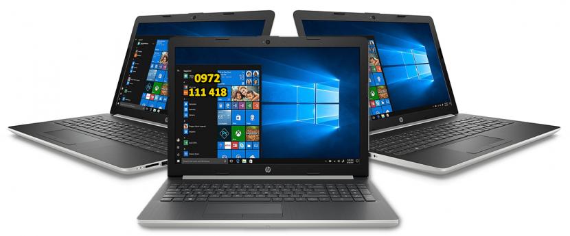 Notebook HP HD de 15.6 pulgadas
