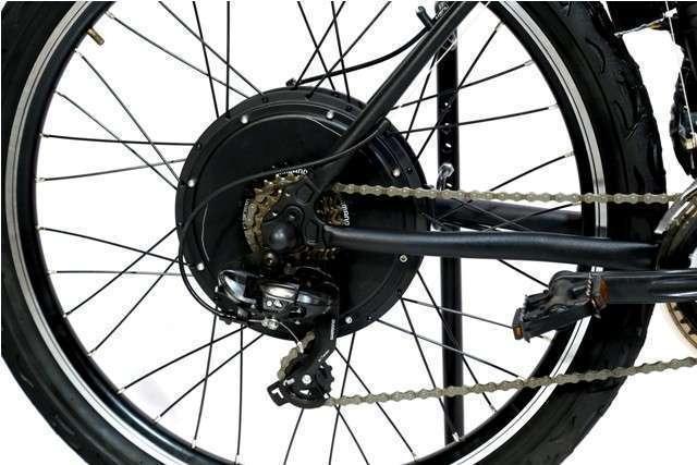 Bicicleta eléctrica E Bike - 5