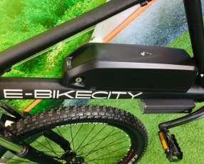 Bicicleta eléctrica E Bike City