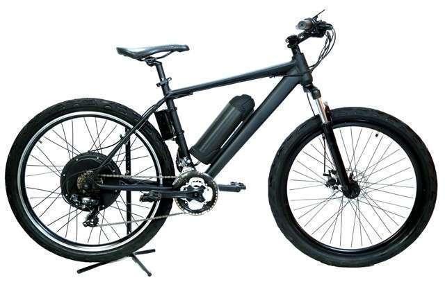 Bicicleta eléctrica E Bike - 0
