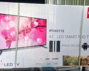 Smart Tv Rca 43 pulgadas nuevas en caja