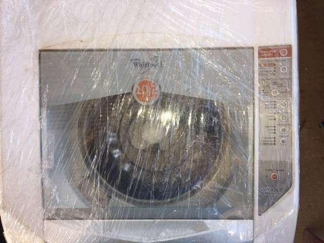 Lavarropa automática Whirlpool 10.5 kg