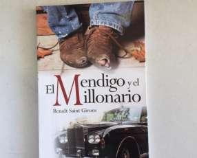 Libro El mendigo y el Millonario