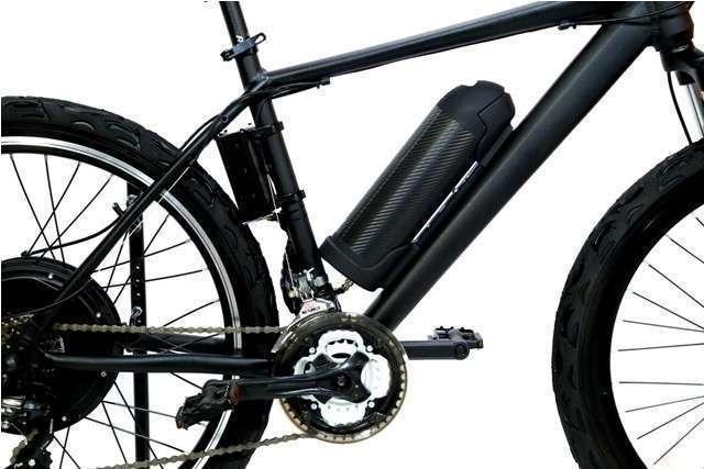 Bicicleta eléctrica E Bike - 2