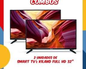 Smart tv kiland 32 pulgadas