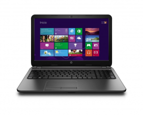 Notebook HP 15.6 pulgadas HD