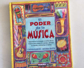 LIBRO - El poder de la musica