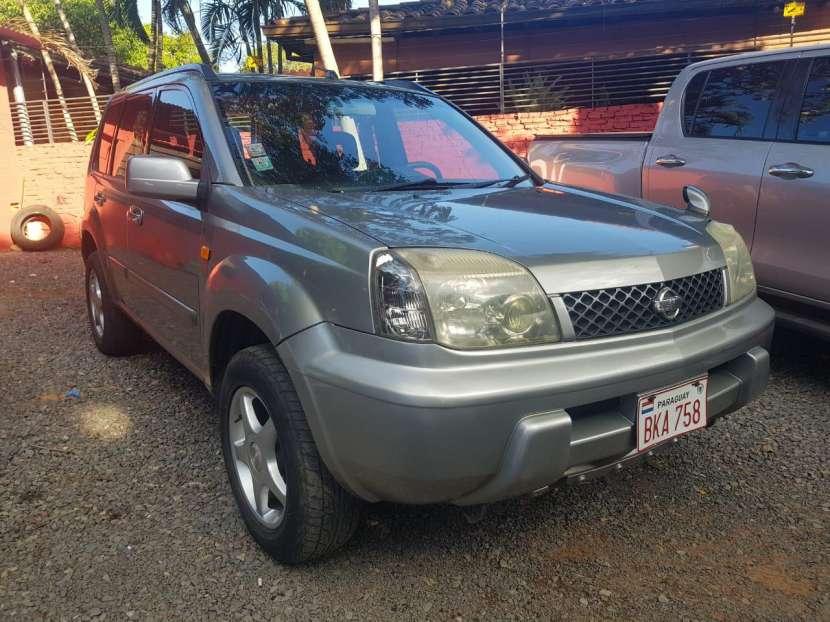 Nissan xtrail 2001 full