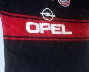 Camiseta original Bayern München 99-00