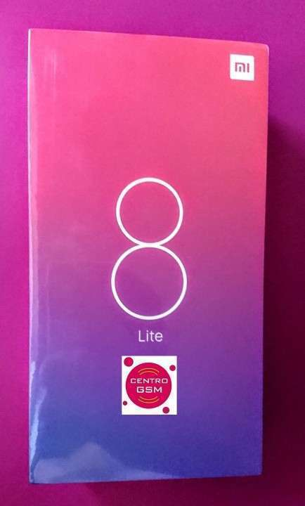 Xiaomi Mi 8 Lite 6 gb ram y 128 gb Nuevos - 0