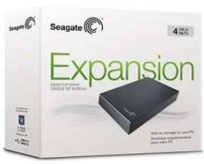 Disco duro 4 TERAS externo Seagate Expansion