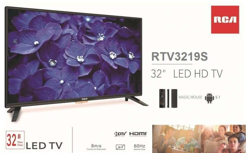 Smart Tv RCA 32 pulgadas nuevas - 0