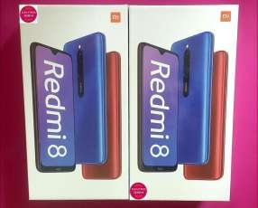 Redmi 8 de 32 gb nuevos