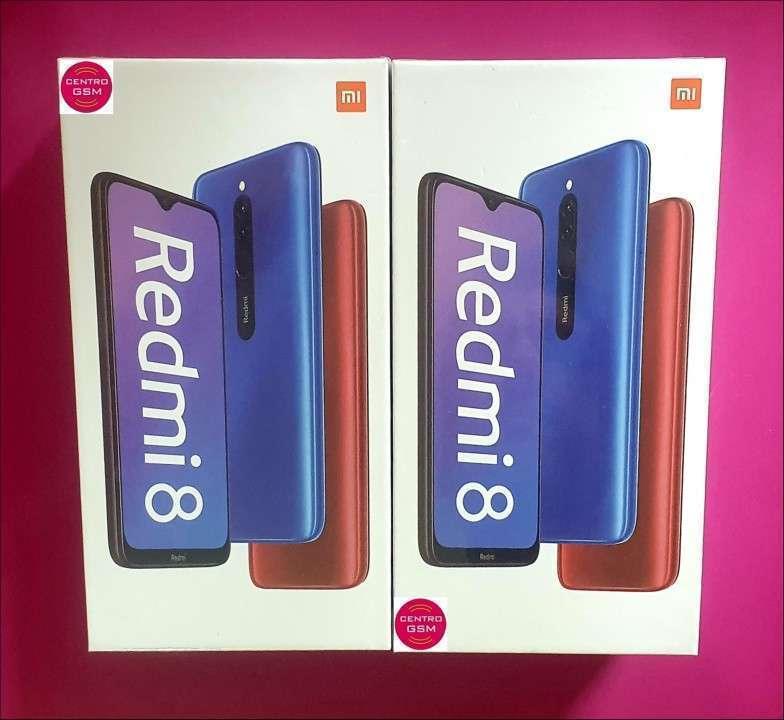 Redmi 8 de 32 gb nuevos - 0