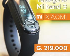 Mi Band 3 banda inteligente Xiaomi