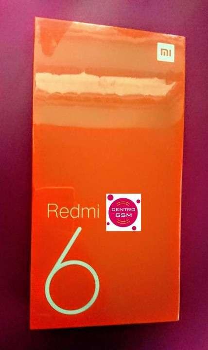 Xiaomi Redmi 6 de 32 gb Nuevos en caja
