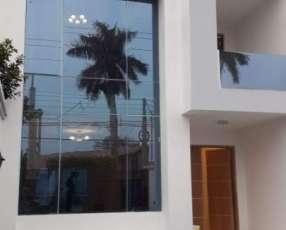 Duplex en Fernando de la Mora zona Norte Y5135