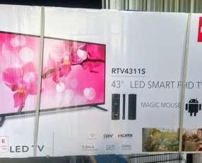 Smart Tv RCA 43 pulgadas nuevas