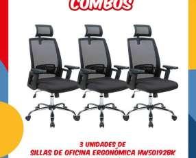 Combo de sillas