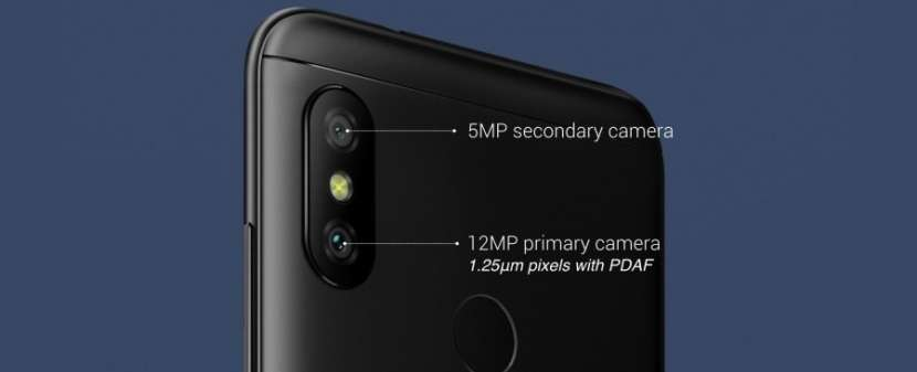 Xiaomi MI A2 Lite LTE 32 GB - 2