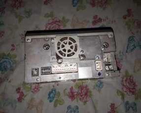 Autoradio dvd con pantalla