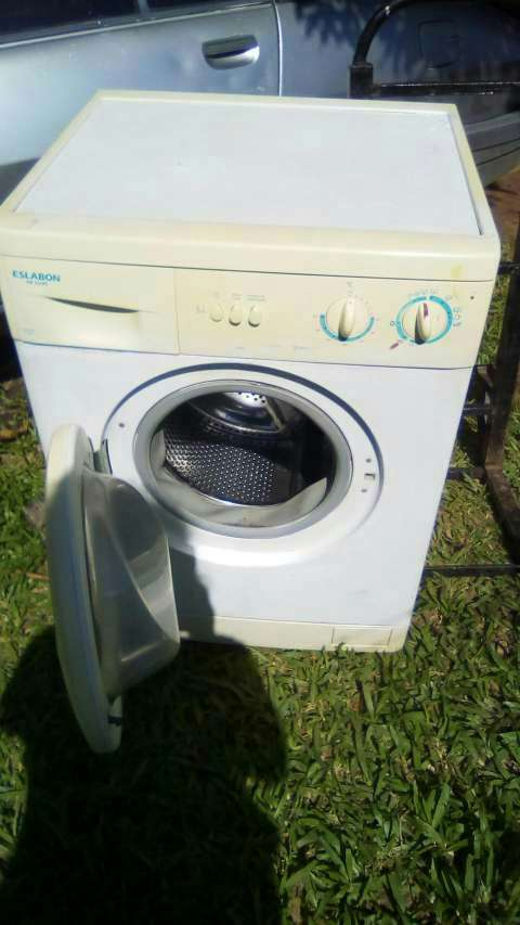 Lavarropas Eslabón de lujo