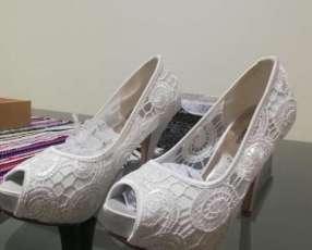 Zapato europeo para dama calce 35