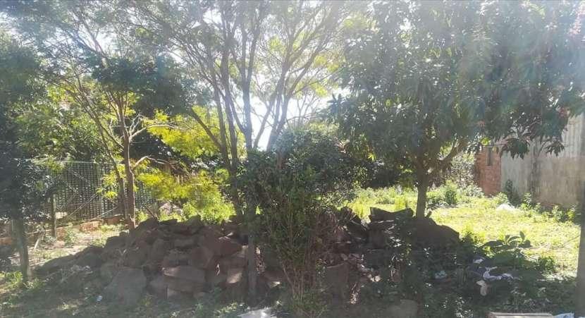 Terreno en J. Augusto Saldivar Km 27