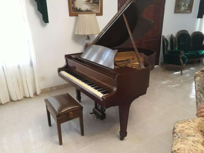 Piano media cola steinway e sons - 4