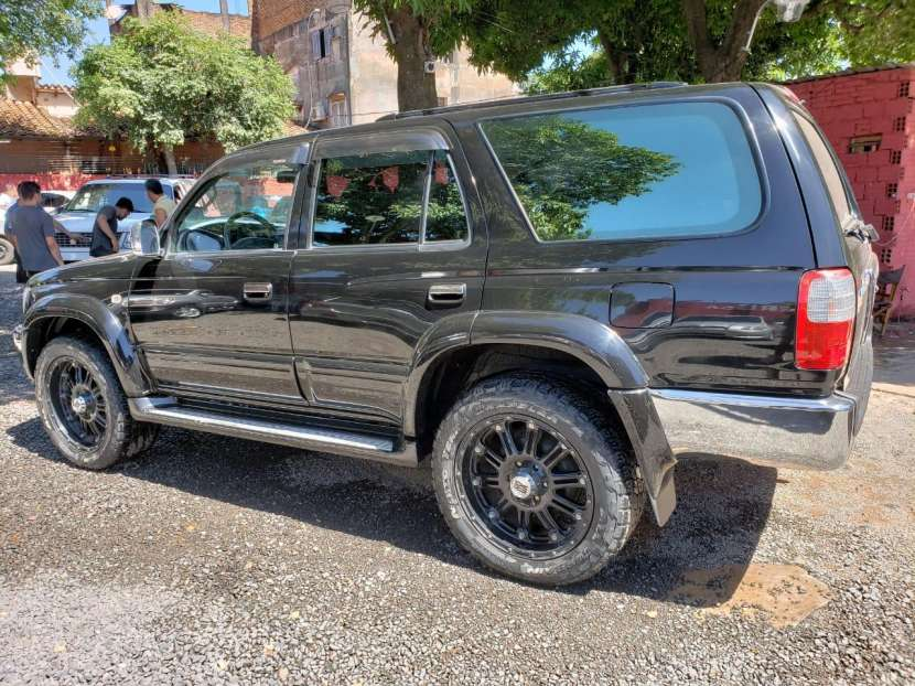 Toyota hilux surf 2000 naftero 2.7 automático 4x4 full equipo - 4