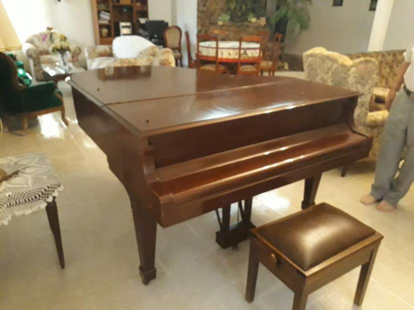Piano media cola steinway e sons - 5