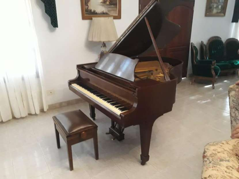 Piano media cola steinway e sons - 6