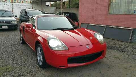 Toyota MR-S descapotable 2003