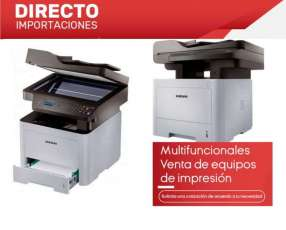 Fotocopiadora e Impresora láser digital Samsung 4072