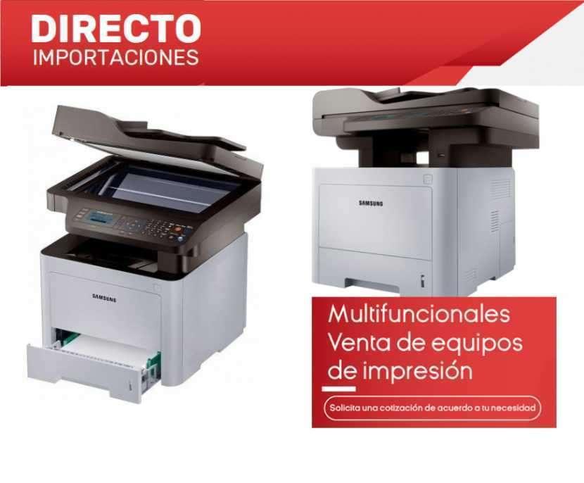 Fotocopiadora e Impresora láser digital Samsung 4072 - 0