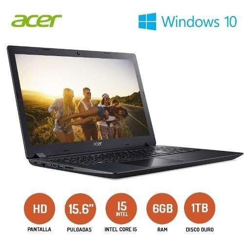 Notebook Acer A315-51-51SL I5-7200U